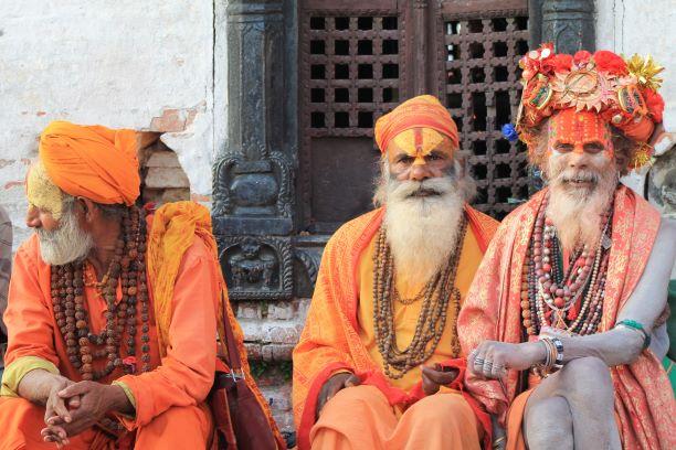 """Drei indische """"ETF-Yogis""""?"""
