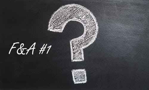 Fragezeichen symbolisier Fragen und Antworten zum Thema: Leserfrage zur Rente. Was tun wenn kurz vor der Rente ein Crash kommt und die ETFs stark im Wert sinken?
