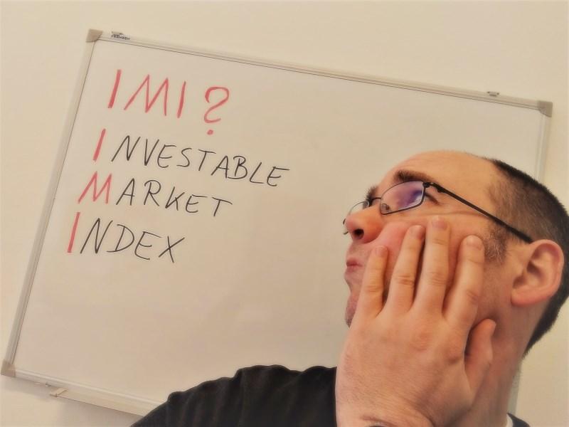 Ein IMI-ETF deckt den ganzen investierbaren Markt ab. Neben Large Caps und Mid Caps sind da auch Small Caps bzw. Nebenwerte enthalten.