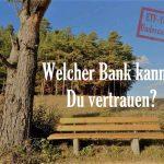 Beratungsgespräch bei der Bank - ETF-Yogi Undercover, Teil 1