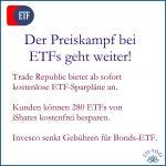 Trade Republic führt kostenlose ETF-Sparpläne ein